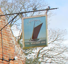 Wherry sign